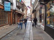 Cidade de Canterbury fotos de stock royalty free