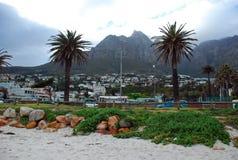 Cidade de Cape Town Imagem de Stock Royalty Free