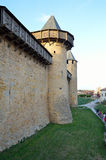 Cidade de Carcassonne, France Foto de Stock Royalty Free