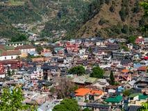 Cidade de Chamba - India foto de stock royalty free