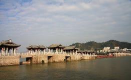 cidade de chaozhou, guangdong, porcelana Foto de Stock Royalty Free