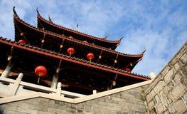 cidade de chaozhou, guangdong, porcelana Imagens de Stock