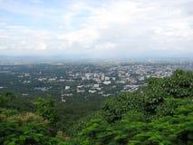 Cidade de Chiang Mai fotos de stock royalty free
