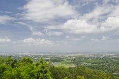 Cidade de Chiang Mai Imagem de Stock Royalty Free