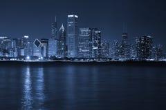 Cidade de Chicago. imagem de stock royalty free