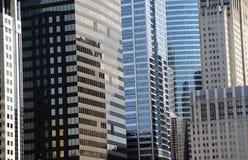 Cidade de Chicago: Arquitetura moderna Fotografia de Stock