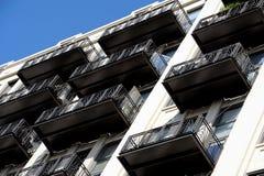 Cidade de Chicago - arquitetura moderna Imagens de Stock Royalty Free