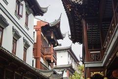 Cidade de China fotografia de stock royalty free