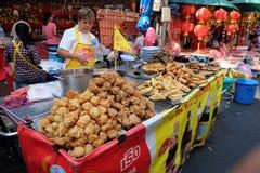 Cidade de China Foto de Stock Royalty Free