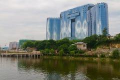 Cidade de China guizhou anshun Imagem de Stock Royalty Free