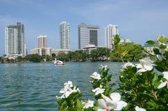 Cidade de Colombo imagens de stock royalty free