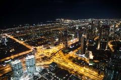 Cidade de colorido Imagem de Stock