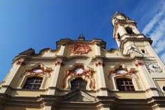 Cidade de Crema, Itália Imagens de Stock Royalty Free