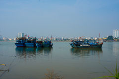 Cidade de Danang Fotografia de Stock