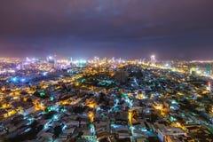 Cidade de Danang em Vietname Imagens de Stock Royalty Free