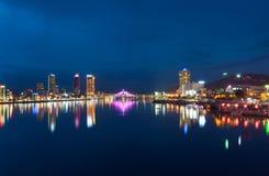 Cidade de Danang - Vietnam Fotos de Stock