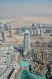 Cidade de Dubai Fotografia de Stock Royalty Free