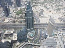 Cidade de Dubai imagens de stock
