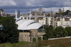 Cidade de Edimburgo Imagens de Stock Royalty Free