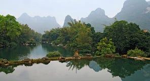 Cidade de Encheng Foto de Stock