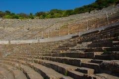 Cidade de Ephesus Turquia imagens de stock