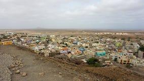 Cidade de Espargos Fotos de Stock Royalty Free