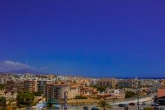 Cidade de Estepona Fotos de Stock