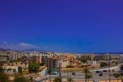 Cidade de Estepona Imagens de Stock