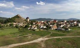 Cidade de Filakovo Imagens de Stock Royalty Free