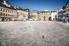 Cidade de Florença em Italy foto de stock
