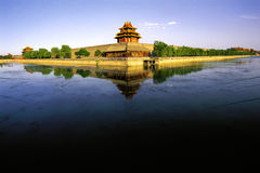 A cidade de Forbiden, Beijing Fotos de Stock