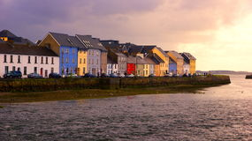 Cidade de Galway Foto de Stock