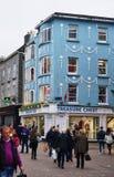 A cidade de Galway, Irlanda imagem de stock