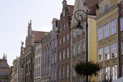 Cidade de Gdansk, Poland Imagem de Stock Royalty Free