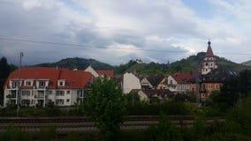Cidade de Gengenbach Fotografia de Stock