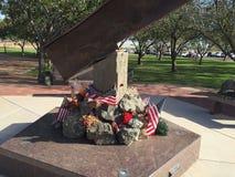 A cidade de Gilbert 9/11 de memorial em Gilbert AZ Imagens de Stock