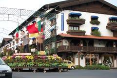 Cidade de Gramado Fotos de Stock Royalty Free