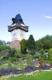 Cidade de Graz, Áustria Imagens de Stock Royalty Free