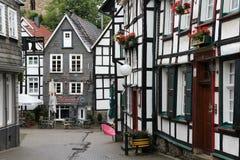 Cidade de Hattingen Fotografia de Stock Royalty Free