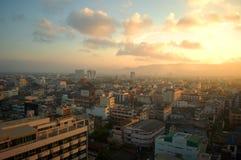 Cidade de Hatyai fotografia de stock royalty free