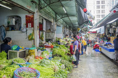 Cidade de Ho Chi Minh Foto de Stock