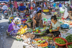Cidade de Ho Chi Minh Fotografia de Stock Royalty Free
