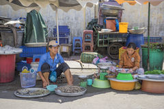 Cidade de Ho Chi Minh Fotografia de Stock