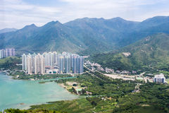 Cidade de Hong Kong Imagem de Stock