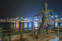 Cidade de Hong Kong fotografia de stock royalty free
