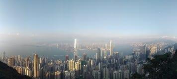 Cidade de Hong Kong Imagem de Stock Royalty Free