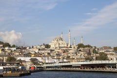 Cidade de Istambul Imagem de Stock Royalty Free