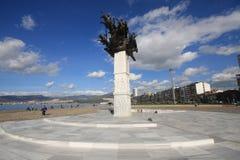 Cidade de Izmir Foto de Stock Royalty Free