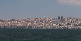 Cidade de Izmir, Turquia Fotografia de Stock Royalty Free