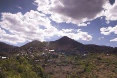 Cidade de Jerome Foto de Stock